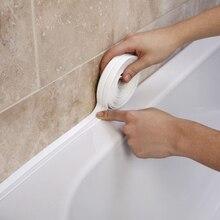 Wall-Sticker Sealing-Strip Caulk-Tape Sink Bath Self-Adhesive Shower Bathroom Kitchen
