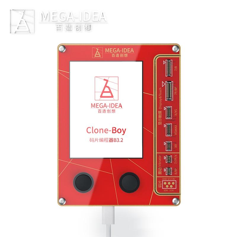 QianLi Mega-Idea LCD Screen True Tone Repair Programmer Vibration/Photosensitive ForIPhone7/7P/8/8P/X/XR/XS/XSMAX