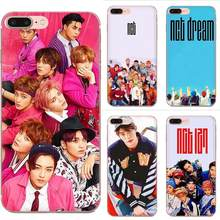 Nice Phone Cases For LG G2 G3 G4 G5 G6 G7 K4 K7 K8 K10 K12 K40 Mini Plus Stylus ThinQ 2016 2017 2018 Nct 127 Kpop Boy Group(China)
