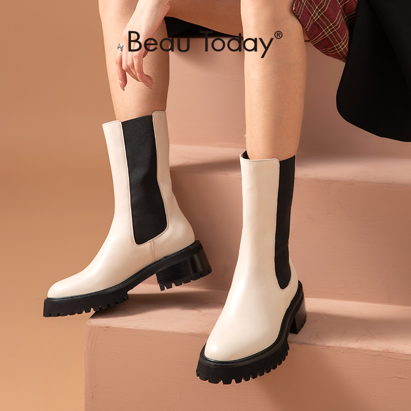 BeauToday Chelsea Boots