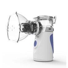 Atomizer-Machine Inhaler Handheld Nebulizer Mini Adult Children Mist Silent Home Daily