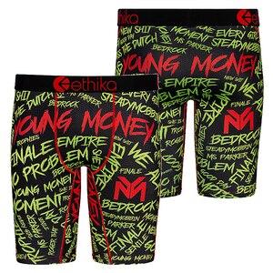 Ethika Men Underwear Young Money Hot Selling Boxer Briefs