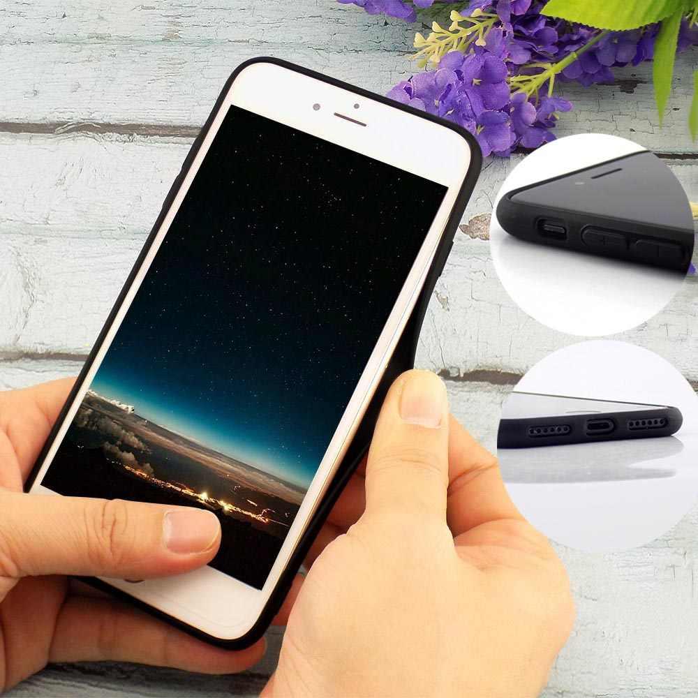 Чехол для телефона из закаленного стекла с милыми мультяшными животными для samsung Galaxy S7, чехол для телефона A40, A50, A60, M40, A70, Note 8, 9, чехлы