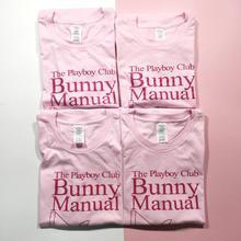 Футболка Playboy Bunny женская с рисунком в винтажном стиле, рубашка оверсайз с рисунком розового цвета, подарок для девушки в эстетическом стиле,...