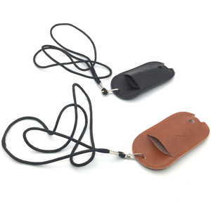 PU Leather Portable Carriable
