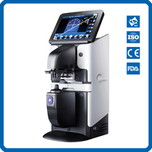 Lcd-Touch-Screen Focimeter Jd-2600a-Lensometer Uv-Printer Digital Automatic Ce with PD