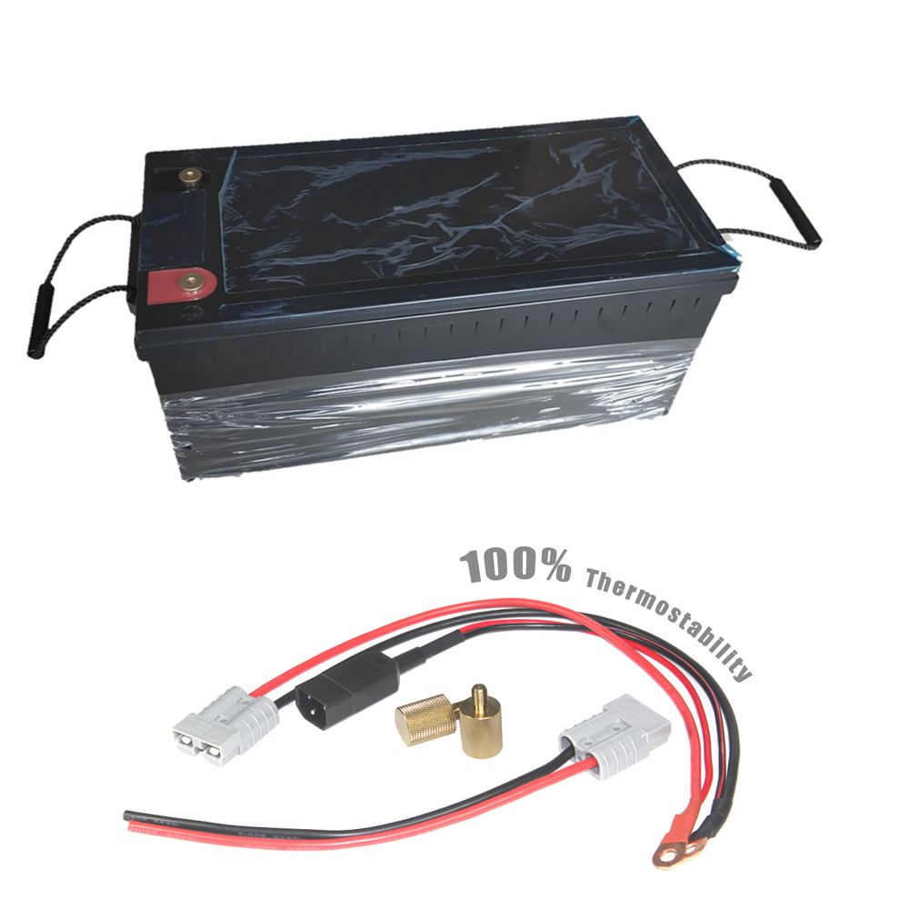 48V 100Ah <font><b>electric</b></font> bike battery <font><b>5000W</b></font> <font><b>Electric</b></font> <font><b>Bicycle</b></font> scooter lithium Battery with BMS Charger 48V Battery image