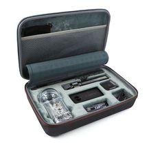 נייד אנטי הלם קשיח EVA אחסון תיק נסיעות תיק נשיאה עבור Insta360 אחד X פעולה מצלמה אבזרים