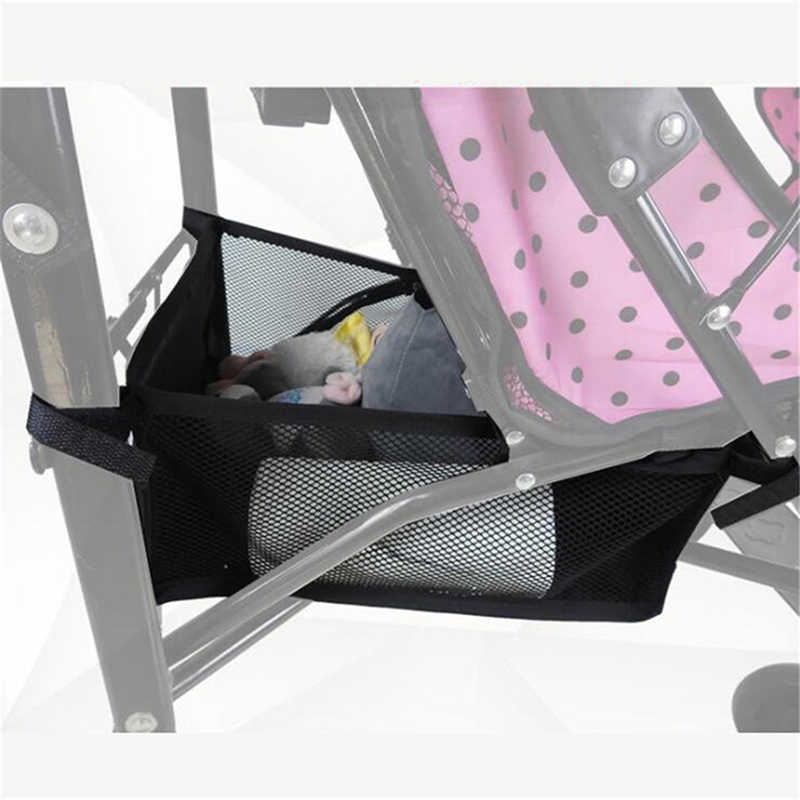 Wózek dziecięcy koszyk organizer noworodek opieka nad dzieckiem wózek kosz do przechowywania torba przenośny wózek dziecięcy akcesoria do wózka dziecinnego