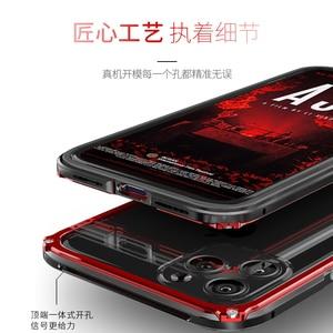 Image 4 - Armor Metal Aluminium Frame Case Voor Iphone 11 Pro Max Case Heavy Duty Bescherming Cover Voor Iphone 11 Pro Case X Xr Xs Max Coque