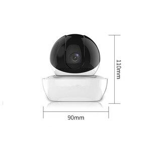 Image 4 - Wofea 1080p/4mp wifi ip câmera de vigilância sem fio hd ai cctv câmera auto faixa alerta aare/cordon p2p visão noturna icsee
