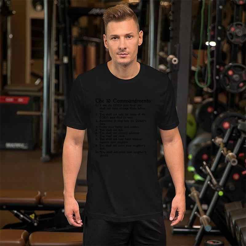 Śliczne 10 przykazań t shirt XXXL 4Xl 346XL niesamowite boku no hero academia list homme t-shirty