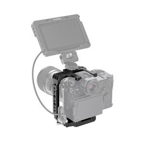 Image 5 - SmallRig S1H pół klatka dla Panasonic S1H Dslr kamera klatka z NATO Rail & Cold Shoe Mount Vlog wideo strzelanie Rig  2513