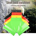 PVC Durable Climbing Seat Belt Cushion Harness Sit Canyoning Wading Rappelling Multifunctional Protect Hip Rock Climbing,  ALS88