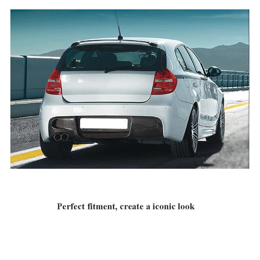 BMW 1/' Series E81 E87 M Sport Rear Bumper Lower Covering