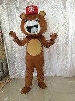 Hot Sale Tedy Costume Adult Fur Teddy Bear Mascot Costume Chanukah Lol Doll Costume Lol Surprises Party