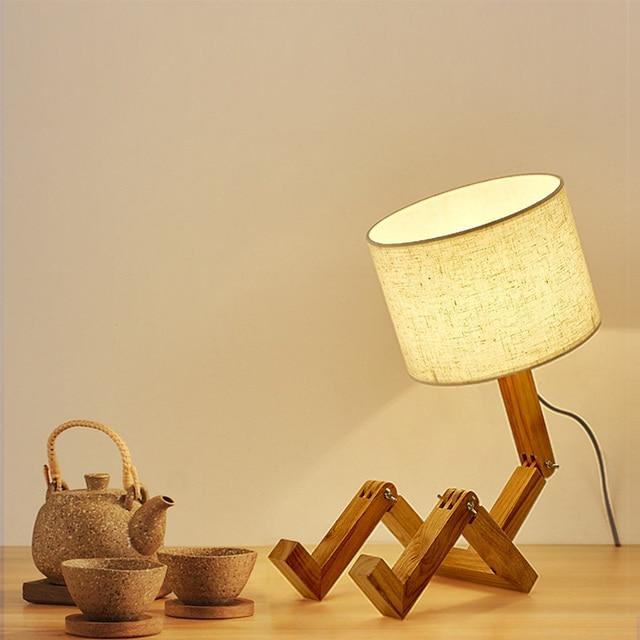 Robot Desk Lamp 2