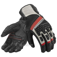 Sand 3 Trial Street Motorcycle Motocross Adventure Touring Vented Motorbike Gloves