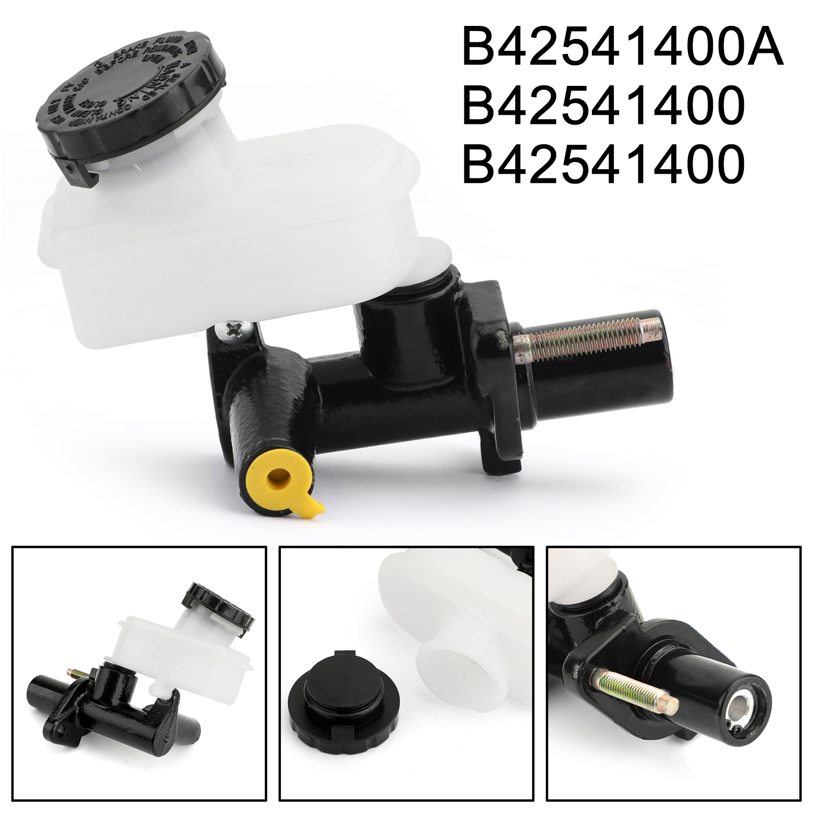 Areyourshop Brand New Clutch Master Cylinder for <font><b>MAZDA</b></font> <font><b>MX</b></font>-<font><b>5</b></font> <font><b>NA</b></font> NB 1989-2002 For FORD METEOR 1985-1987 B42541400A B42541400 Car image
