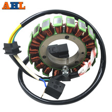 AHL Motorcycle Generator Stator Coil Assembly Kit For CFMoto CF500 X5 UFORCE CF 500 U6 X6 196S-B 196S-C CF188 A B C  0180-032000