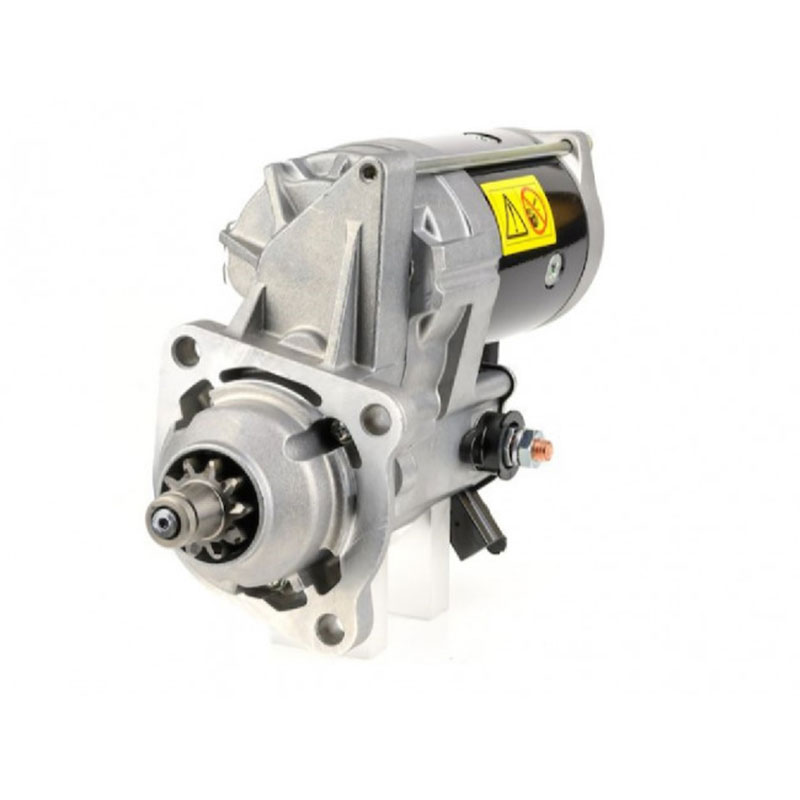 DENSO DSN2001 Starter Motor For Komatsu; Cummins (5.5 KW; 24 V; S. -10; A. -by/emergency.; d89mm.; OE) 56171 bypass contactor cj20 160a used for 380v 75kw ac motor soft starter