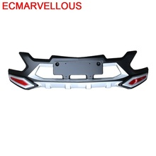 Rear Diffuser Front Car Lip Mouldings Accessory Accessories Decoration tuning Bumpers protector 17 18 FOR Chevrolet Equinox