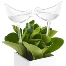 Self-Watering-Device Plant-Pot Gardening-Tools Little-Bird House/garden-Water-Houseplant