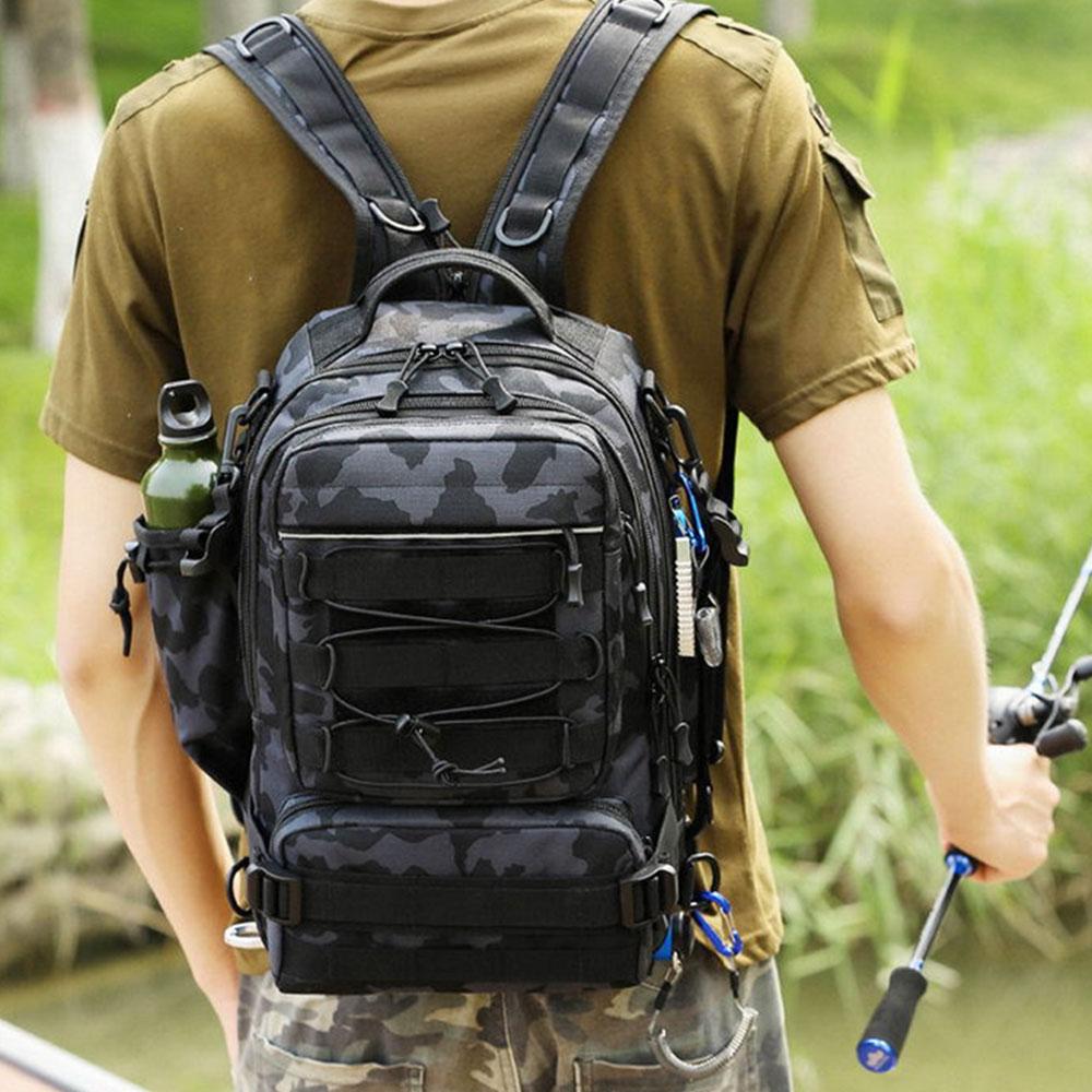 Рюкзак X175G для активного отдыха, спорта, скалолазания, рыбалки, охоты, водонепроницаемый, военный, тактический, для путешествий и активного о...