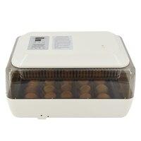 Incubadora de ovos 24 ovos incubadora automática com alta qualidade e segurança incubadora de ovos painel controle tempo digital incubadora de ovos|Peças p/ aquecedor elétrico|Eletrodomésticos -