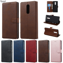 For Sony Xperia XZ1 XZ2 XZ3 XZ4 Business Leather Magnet Flip Wallet Case Full Body Protection Card Stand Moblie Phone Bags Cover vintage leather wallet echo dune 5 case flip luxury card slots cover magnet stand phone protective bags