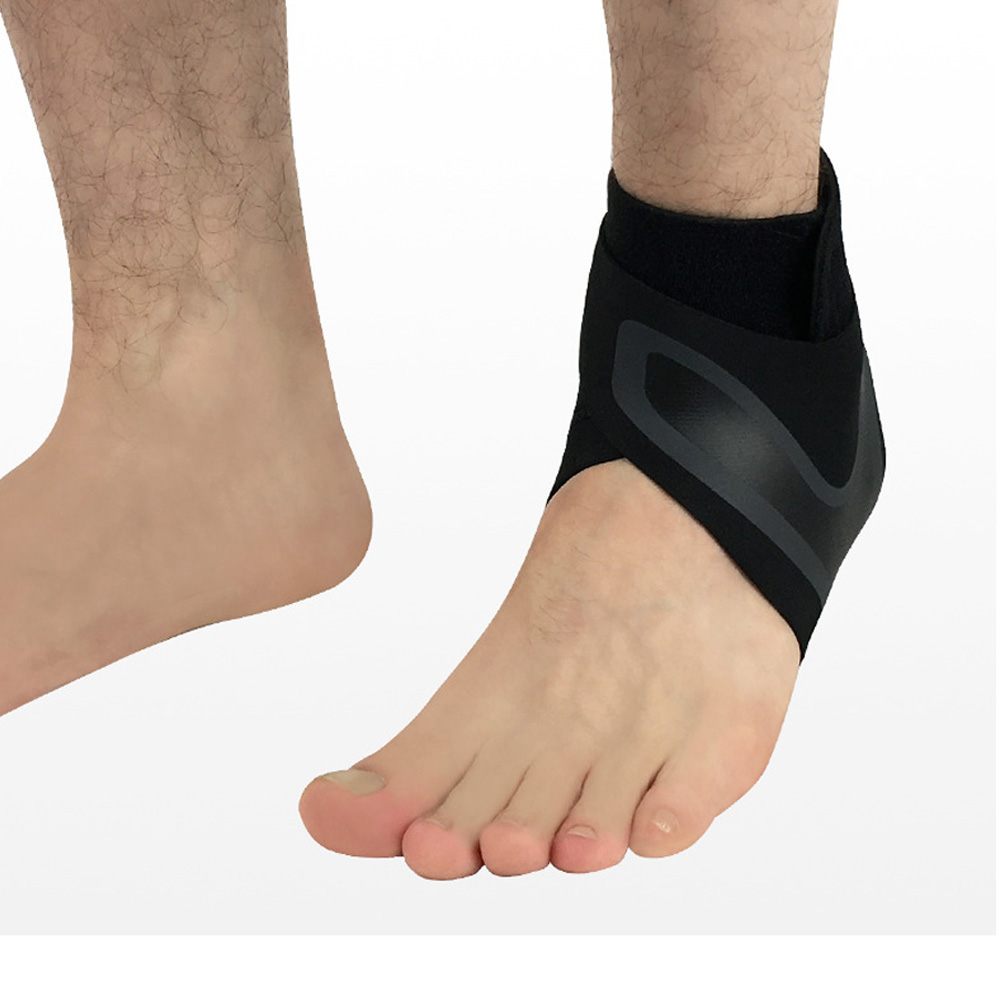 Sport Ankle Protective Gear Support Foot Brace Guard Outdoor Basketball Running