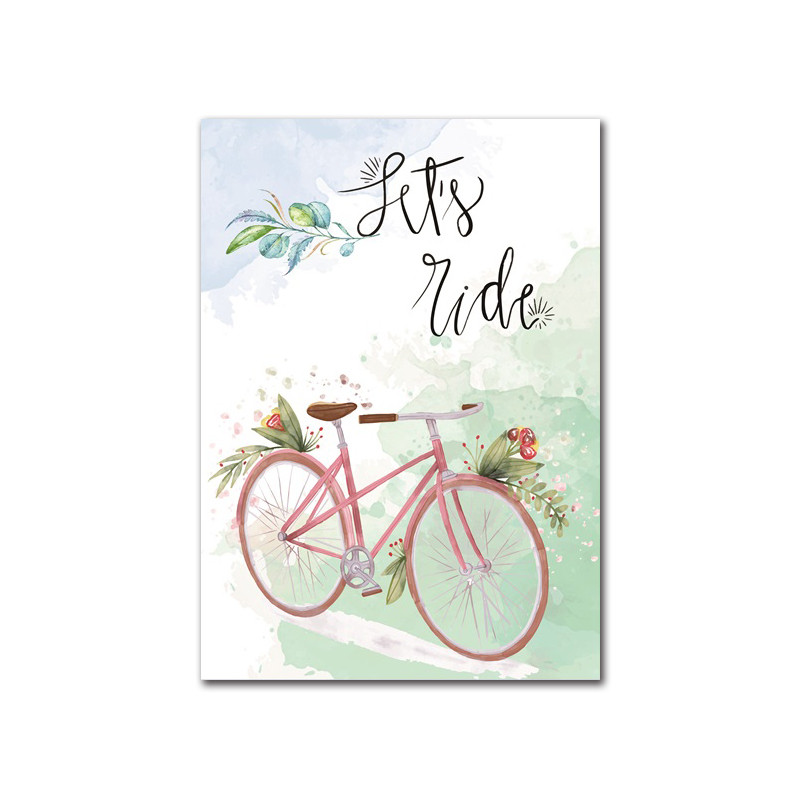 Letters-and-Bicycle-Home-Decoration-Canvas-Painting-Bedroom-Living-Room-Posters-Hd-Printing-Pictures-with-Waterproof (5)