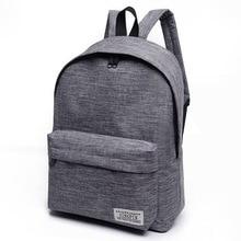 New backpack casual travel backpack waterproof trend high school college student bag