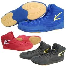 Ультра-светильник для мужчин и женщин; дышащая обувь для борьбы; обувь для бокса; обувь для боевых искусств; Комплексная тренировочная обувь; 36-46