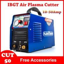 Cut50 портативный плазменный резак с ЧПУ dc ibgt инвертор hf