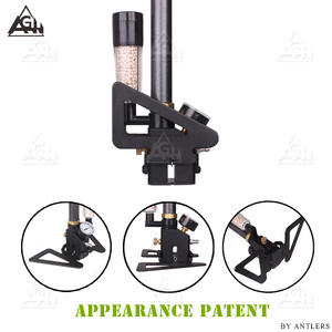 Image 4 - New 30Mpa 4500psi PCP Paintball Air Rifle hand pump 3Stage High pressure with filter Diving Mini Compressor bomba not hill