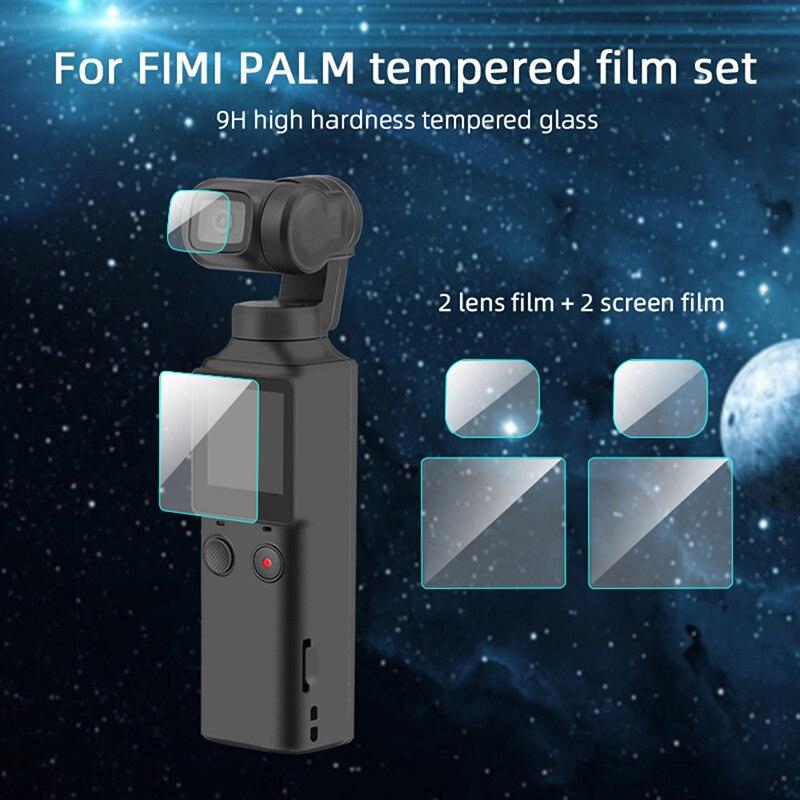 Camera-Lens-Protector Len-Film Protective-Accessory Gimbal-Camera Anti-Crack Tempered-Glass