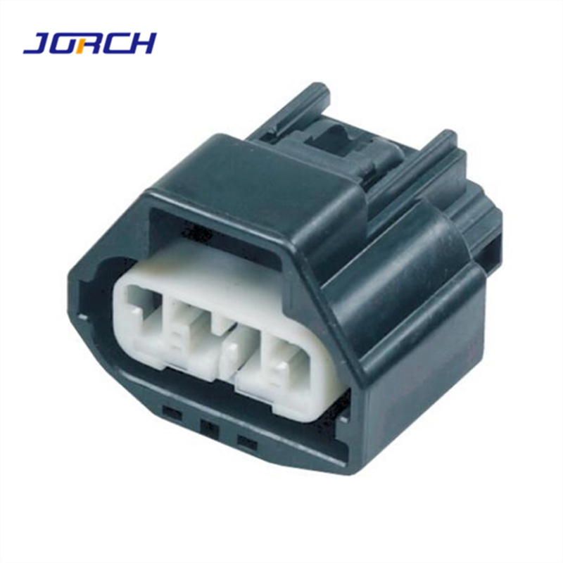 4 Pin Yzk Female Waterproof Electrical Wiring Connector For 7283-5885-30 Ford Focus Mondeo Intake Air Pressure Sensor Socket