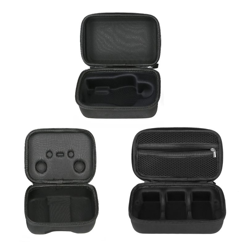 Shookproof Protective Storage Bag Carrying Case For D-JI Mavic Air 2 Drone Remote Controller Batteries Accessories
