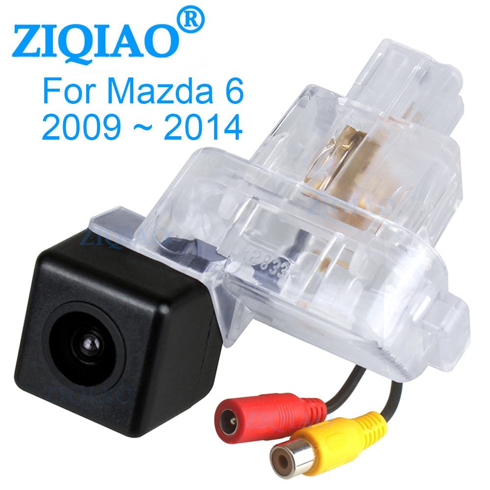 ZIQIAO for Mazda 3 Axela Hatchback Mazda 6 Atenza GJ CX-4 Night Vision Rear View Reverse Parking Camera HS056