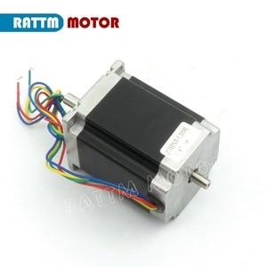 Image 3 - EU 4 Axis CNC Router Kit 4pcs 1 axis TB6560 driver & interface board & 4pcs Nema23 270Oz in stepper motor & 350W Power supply