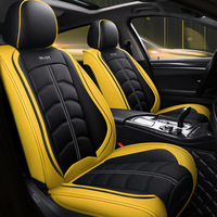 2019 Beijing Car Saab Chi Heng Car Seat Cover Four Seasons Universal All Surrounded Leather Summer Online Celebrity Seat Cushion