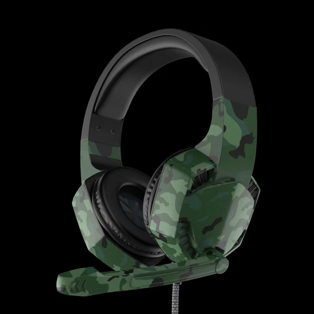 A3 Camouflage Headset Computer Game Ea T Chicken Headset Mobile Phone Headset Sports Earbuds Gaming Headset Earphone For Phone Earphones Headphones Aliexpress