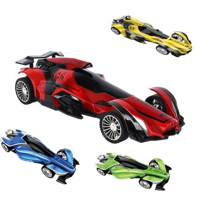 2020 New 2.4G Intelligent Speech RC Car Voice Watch Remote Control Off-road Racing Car High Speed Drift Vehicle Toy Gift for Boy 2