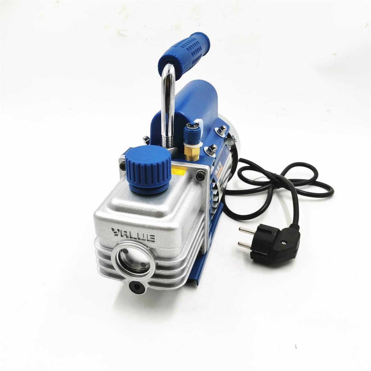 FY 1H N Мини Портативный Воздушный вакуумный насос 2PA Окончательный вакуум для ламинатора и сепаратора ЖК экрана 150 Вт 220 В - 2