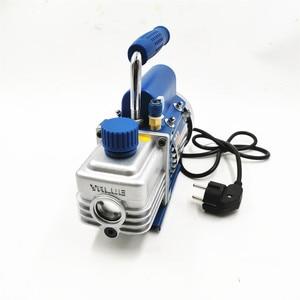 Image 2 - Vide ultime portatif de la Mini pompe à vide dair de FY 1H N 2PA pour la Machine de stratification et le séparateur décran daffichage à cristaux liquides 150W 220V