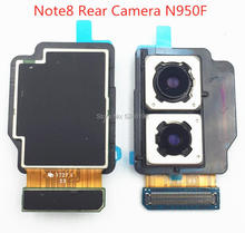 1pcs Rear Camera Front small Camera Module Facing iris ID Flex Cable For Samsung Galaxy Note 8 N950F N950N N950U S8 Plus G955U 1pcs rear camera front small camera module facing iris id flex cable for samsung galaxy note 8 n950f n950n n950u s8 plus g955u