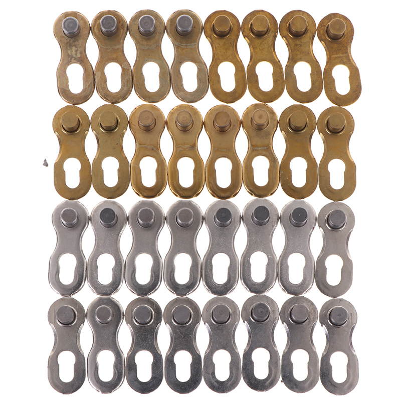1 Pack MTB Road Bike Chain 678Speed,9Speed,10Speed,<font><b>11Speed</b></font> Bicycle Chain Magic Button Mountain For KMC & <font><b>SRAM</b></font> 12 Speed Chains image