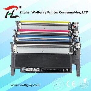 Image 1 - Cartouches de toner compatibles pour samsung 406s k406s CLT 406S CLT K406S C406S Y406S CLP 360 365w 366W CLX 3305, C460FW 3306FN 3305W