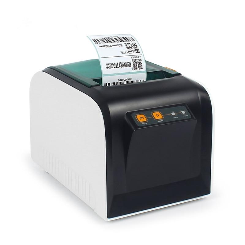 WERESE 80mm barcode thermische drucker aufkleber label drucker einzelhandel pos erhalt drucker USB mini handy bluetooth drucker